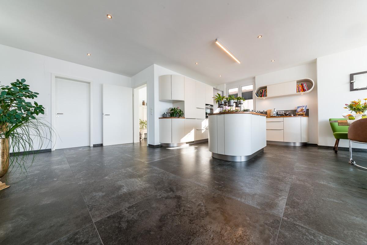 Großartig Bilder Küche Modern Dekoration Von Neubau Küche - Fvg - Konstanz