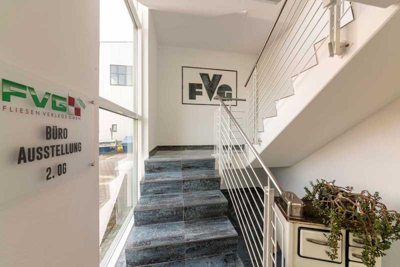 FVG Geschäft Treppenhaus - FVG - Konstanz