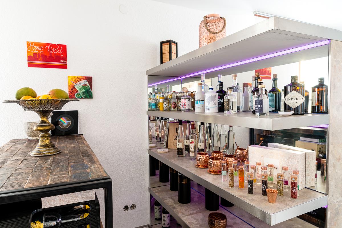 Beleuchtete Bar - FVG - Konstanz